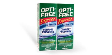 Opti-Free Express Pack 2X355ML