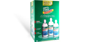 Opti-Free Resplenish 3X300ML