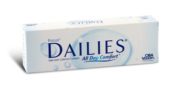 Focus Dailies Toric All Day Comfort 30L