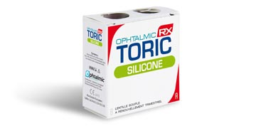 Ophtalmic RX Toric Silicone